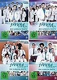 In aller Freundschaft - Die jungen Ärzte - Staffel 1.1 - 2.2 (Folge 1-84) im Set - Deutsche Originalware