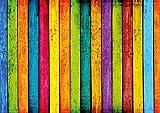 Setdi 100 tovagliette in carta colorate, stile shabby chic, 420x 297mm, ideali come base per piatti, posate, bicchieri