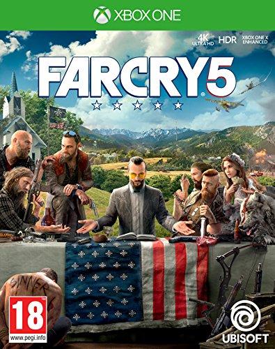 Far Cry 5 - Xbox One [Edizione: Regno Unito]