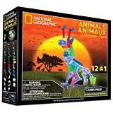 Laser Pegs 12 in 1 Animals Construction Set by Laser Pegs