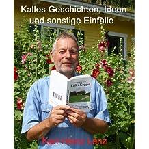 Kalles Geschichten, Ideen und sonstige Einfälle