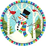 Best Amscan Dining Tables - Amscan Party Dessert Childrens Plates, Multi-Colored Review