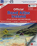 Official Road Atlas Ireland 1 : 210 000: All Ireland Road Network. City Maps. Ideal for Tourists. Fully Indexed