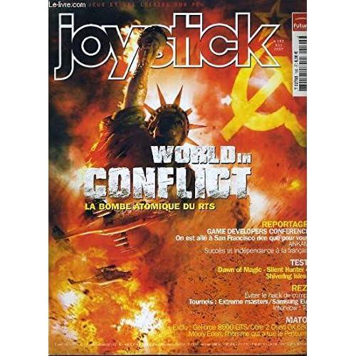 JOYSTICK - N° 193 - MAI 2007 - N°1 DES JEUX ET DES LOISIRS SUR PC