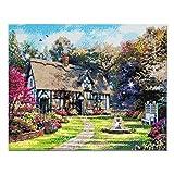 Crystal Art Cottage 40x50cm