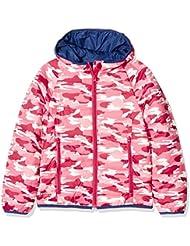 Craghoppers niños del descubrimiento aventuras clima Plus chaqueta, Infantil, color Electric Pink Combo, tamaño talla 5 - 6