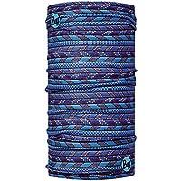 Buff National Geographic - Pañuelo multifuncional tubular, unisex, color azul (cordes), talla única