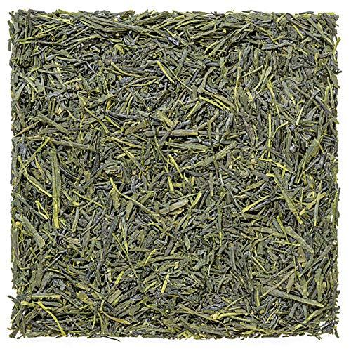 Tealyra - Sencha Tenkaichi Japanese Green Tea - Handmade Premium 1st Flush - Grown in Japan - Loose Leaf Tea - Caffeine Level Medium - 200g