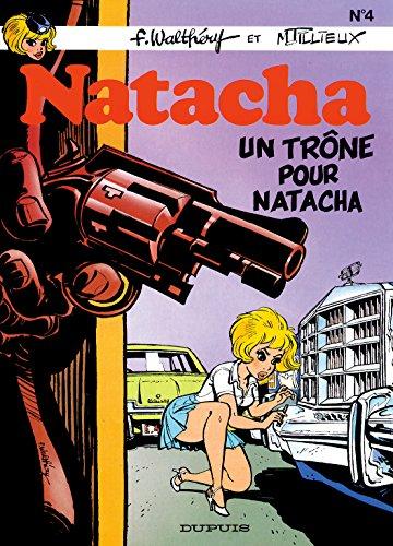 Natacha - tome 4 - Un trône pour Natacha par Tillieux