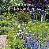 Gartenzauber - Broschurkalender - Kalender 2019 - teNeues-Verlag - Art & Image - Wandkalender mit Poster, Traumgärten und Platz für Eintragungen - 30 cm x 30 cm (offen 30 cm x 60 cm)