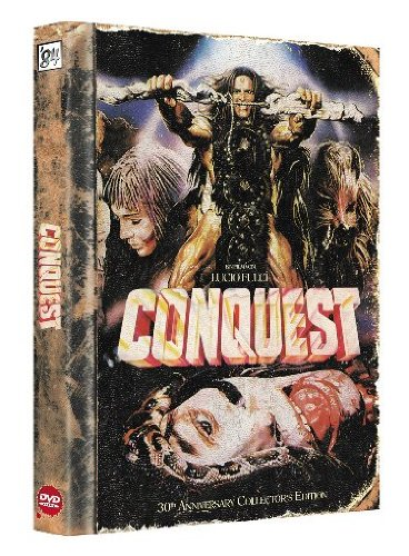 Bild von Conquest (30th Anniversary Limited Collector's Edition) (Uncut) (+ Audio CD) [2 DVDs]