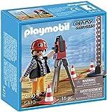 Playmobil 5473 City Action Construction Surveyor