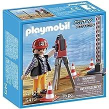 Playmobil Construcción - Topógrafo ...