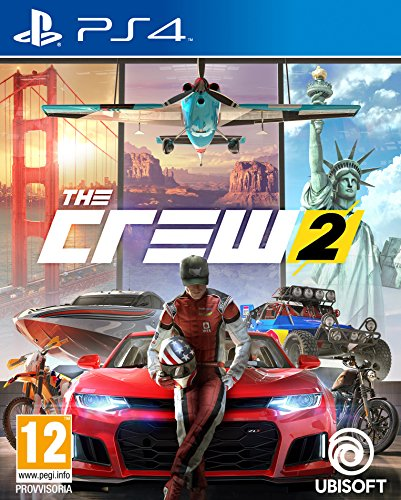 The Crew 2 Standard PlayStation 4