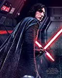 Star Wars Episode 8 - Die letzten Jedi - Kylo Ren Poster Mehrfarbig