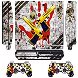 PS3 Skins Jeux PS3 Stickers Console Sony PS3 Vinly Decals for Playstation 3 Slim...