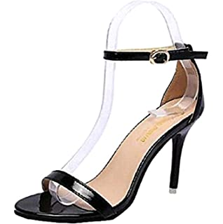 OCHENTA O001 New, Sandali donna, (New Sliver), 37 EU: Amazon