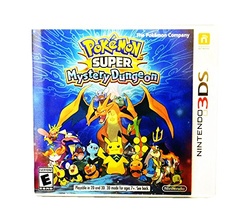 Pokemon Super Für Das Nintendo (Pokemon Super Mystery Dungeon - US-Import)