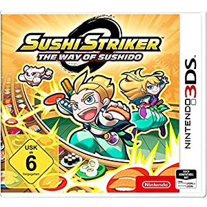 Sushi Striker: The Way of Sushido – [Nintendo 3DS]