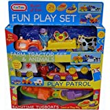 Fun Time Vehicle Play Set