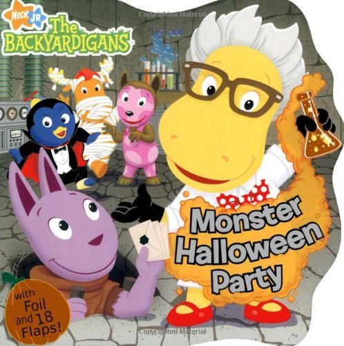 rty (The Backyardigans) (U-halloween-party In London)