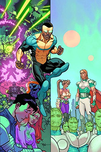 Invincible: The Ultimate Collection Volume 8 (Invincible Ultimate Collection) por Robert Kirkman