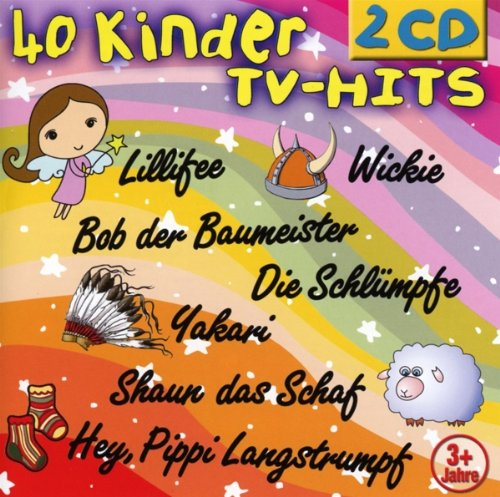 40 Kinder TV-Hits (Musik-tv)