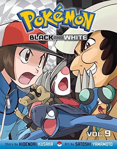 Pok?on Black and White, Vol. 9 (Pokemon) by Hidenori Kusaka (2013-04-02)