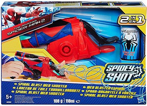 8E27-Spider-Man Spiral Blast Web Shooter ()