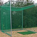 GOLF CAGE - Includes Galvanised Frame...