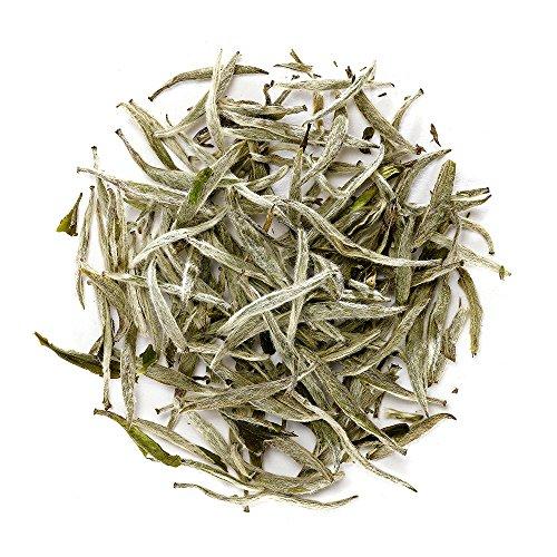 Silver Needle Weißer Tee - Weisser Silbernadel Tee China - Chinese Bai Hao Yin Zhen - Baihao Yinzhen