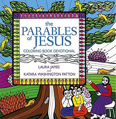 The Parables of Jesus Coloring Book Devotional - Patton Für Kinder General