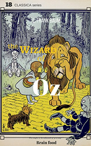 the-wizard-of-oz-illustrated-english-edition