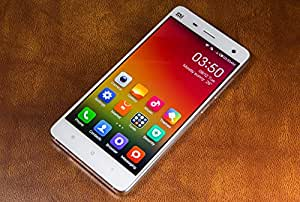 Xiaomi Mi4 Quad-Core 2.5 Ghz 3GB RAM 16GB Rom 5-inch 1080P 13MP CDMA/GSM -White (Cash On Delivery Not Available)