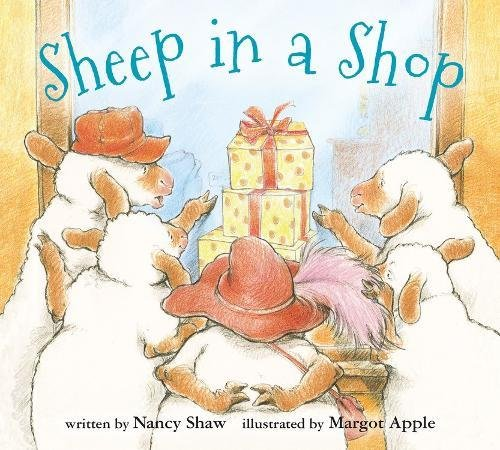 Sheep in a Shop por Nancy E. Shaw