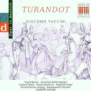 Puccini: Turandot (Querschnitt) [deutsch]