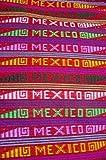 80 cm de large, tissus bouclés, tissus de style mexicain, d'occasion  Livré partout en France