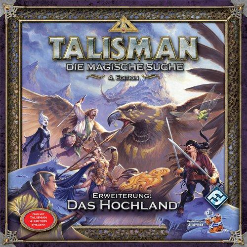Heidelberger HE328 - Talisman, Das Hochland - Erweiterung