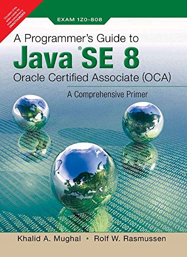 Programmer's Guide to Java SE 8 Oracle C