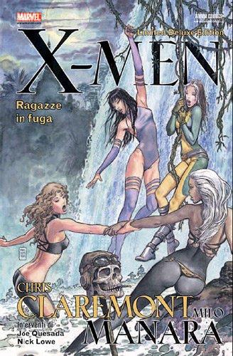 X-Men : Jeunes filles en fuite