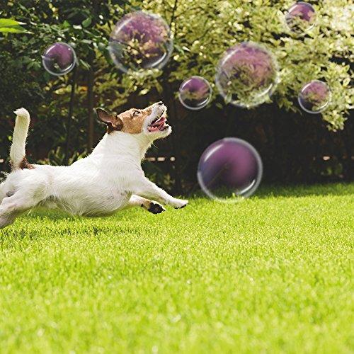 Artikelbild: Schecker Hunde-Seifenblasen-Kanone Seifenblasenmaschine elektrisch