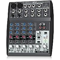 Behringer XENYX 802 mixer audio per DJ, studio e karaoke