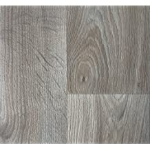 Einfarbig Uni Wei/ß PVC Boden Meterware Vinyl PVC Bodenbelag EXPOTOP Profi Vinylboden Schwer Entflammbar 2,00m x 8,50m