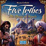 Asmodee - Jeu d'Ambiance - Five Tribes
