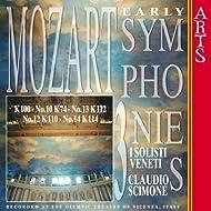 W.A. Mozart: Early Symphonies - Vol. 3