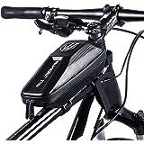 Proberos® Bike Frame Bag JL31 Waterproof Bike Top Tube Bag Bicycle Bag Cycling Frame Pack with Double Zipper Design