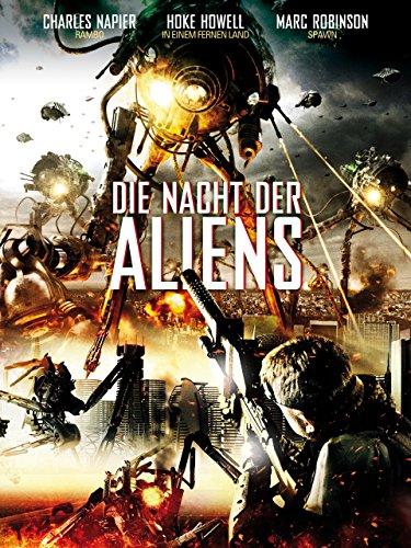 Die Nacht der Aliens