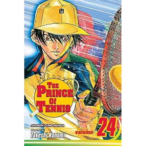 [The Prince of Tennis: v. 24] (By (author)  Takeshi Konomi) [published: July, 2010]