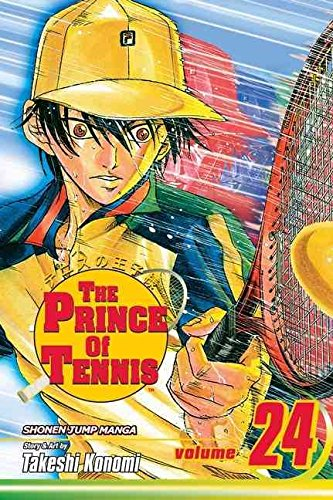 [The Prince of Tennis: v. 24] (By (author) Takeshi Konomi) [published: July, 2010] par Takeshi Konomi