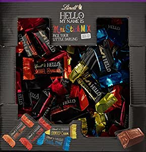 Lindt Hello Mini Mix Box, 1er Pack (1 x 800 g)